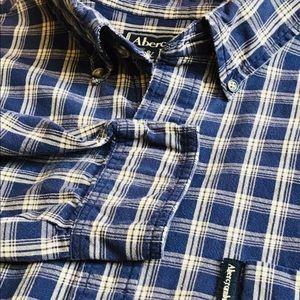Men's Abercrombie & Fitch Shirt Size XL
